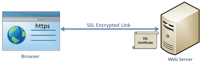 SSL Encrypted Link
