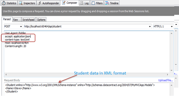 Consume Web API Get method in ASP NET MVC